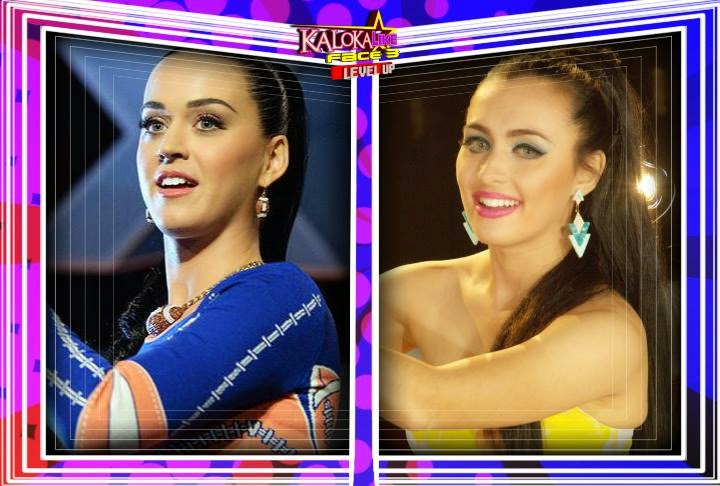 Katy Perry Kalokalike of It's Showtime