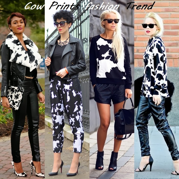 Cow prints fashion outfits