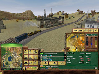 Railroad+Tycoon+3 03 Free Download Railroad Tycoon 3 with Expansion PC Game Full