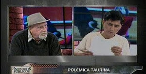 "DEBATE EN ""ENEMIGOS PUBLICOS"""