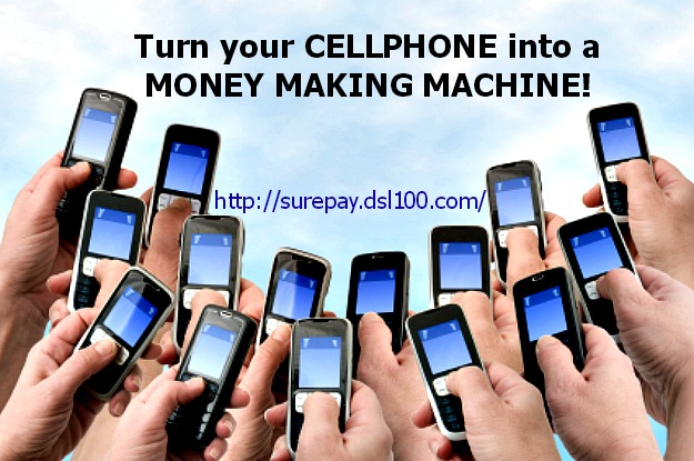 turn in your cell phone for machine