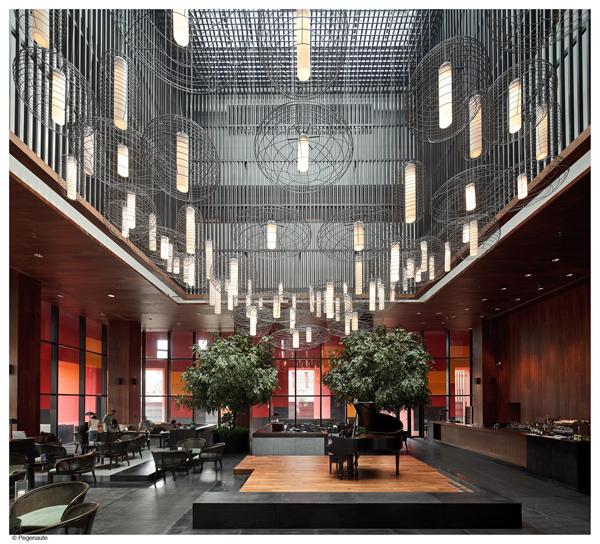 Marzua Los Reconocidos Arquitectos Neri Hu Reinterpretan