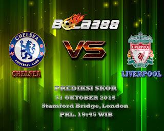 Agen Sbobet Terpercaya : Prediksi Skor Chelsea Vs Liverpool 31 Oktober 2015