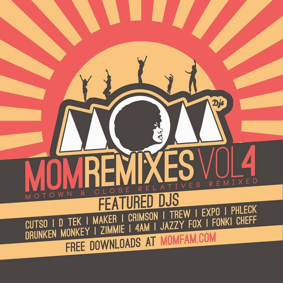 M.O.M. - Motown On Mondays Remixes V4
