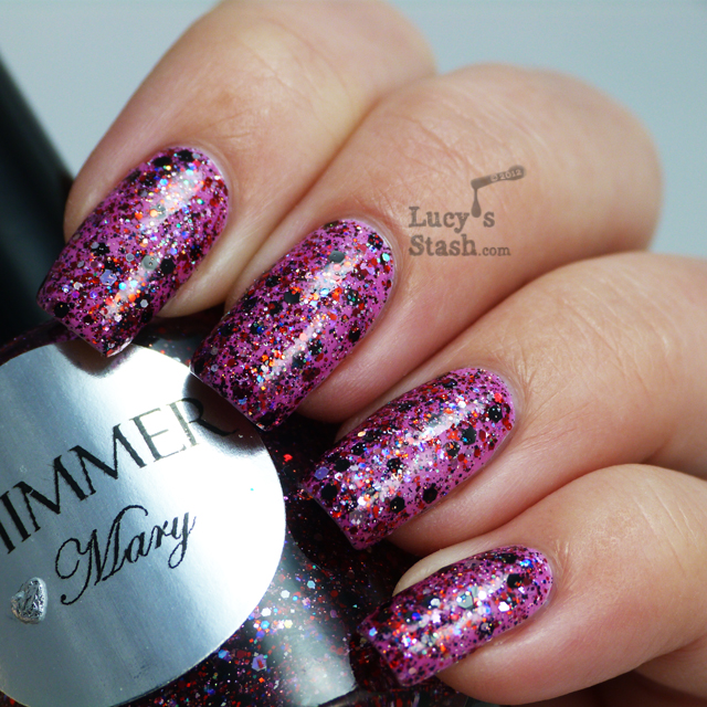 Lucy's Stash - Shimmer Polish Mary