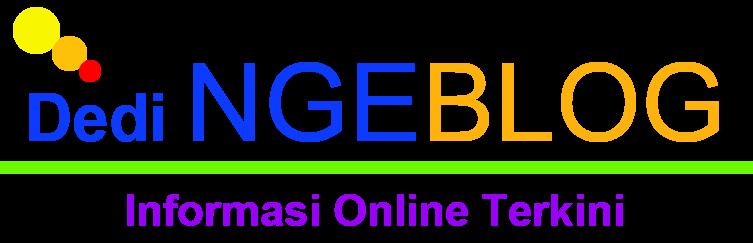 DEDI NGEBLOG | Belajar Menulis