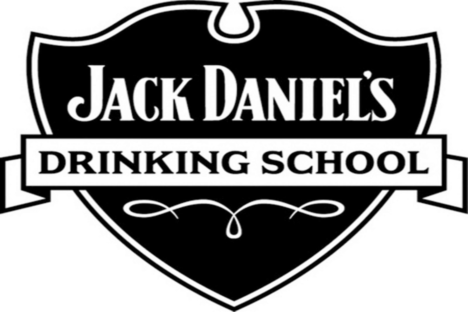 Jack Daniel S Logo Template Pictures to Pin on Pinterest ... Jack Daniels Logo Stencil