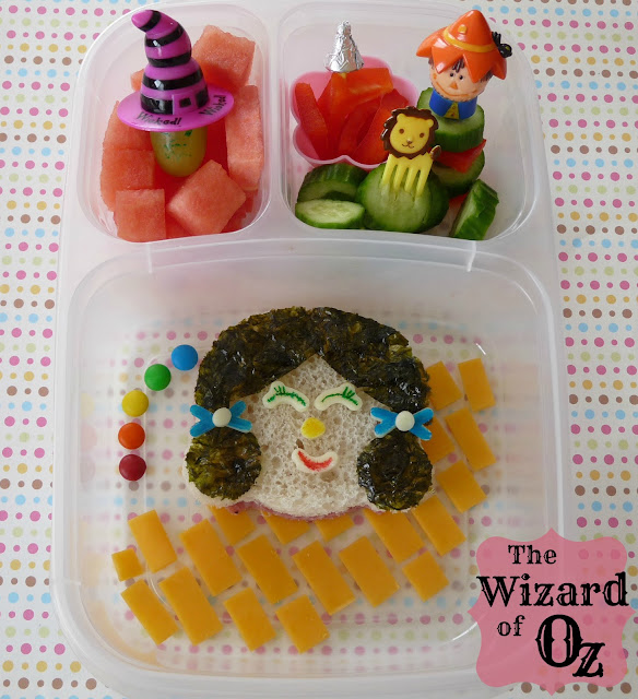Wizard of Oz Easylunchboxes Bento