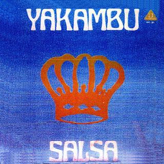 grupo yakambu salsa