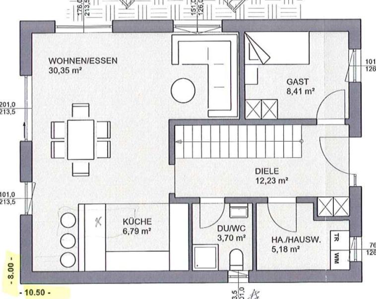 Favorit Massivhaus müllers bau glück unser bautagebuch unser favorit massivhaus