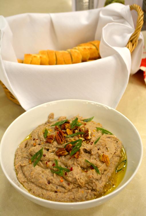 Black-Eye Pea Hummus | The Cook's Warehouse