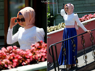 nisa moda 2014 tesett%C3%BCr Elbise modelleri23 nisamoda 2014, 2013 2014 sonbahar kış nisamoda tesettür elbise modelleri