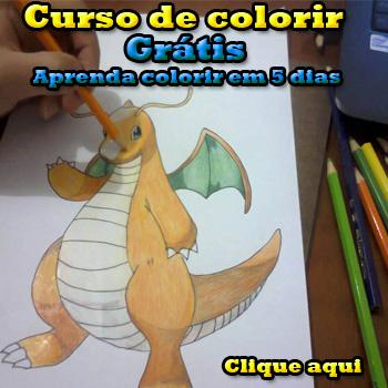 Aprenda colorir