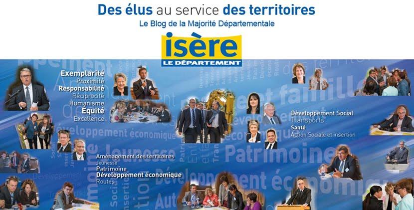 Isère Majorité Départementale