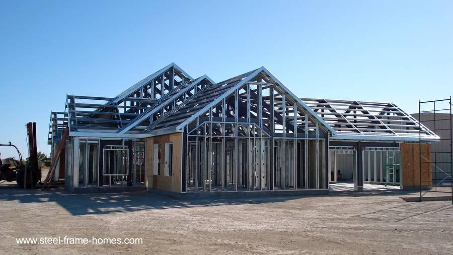 Arquitectura de casas m todos t cnicas y sistemas de - Construccion de casas modernas ...