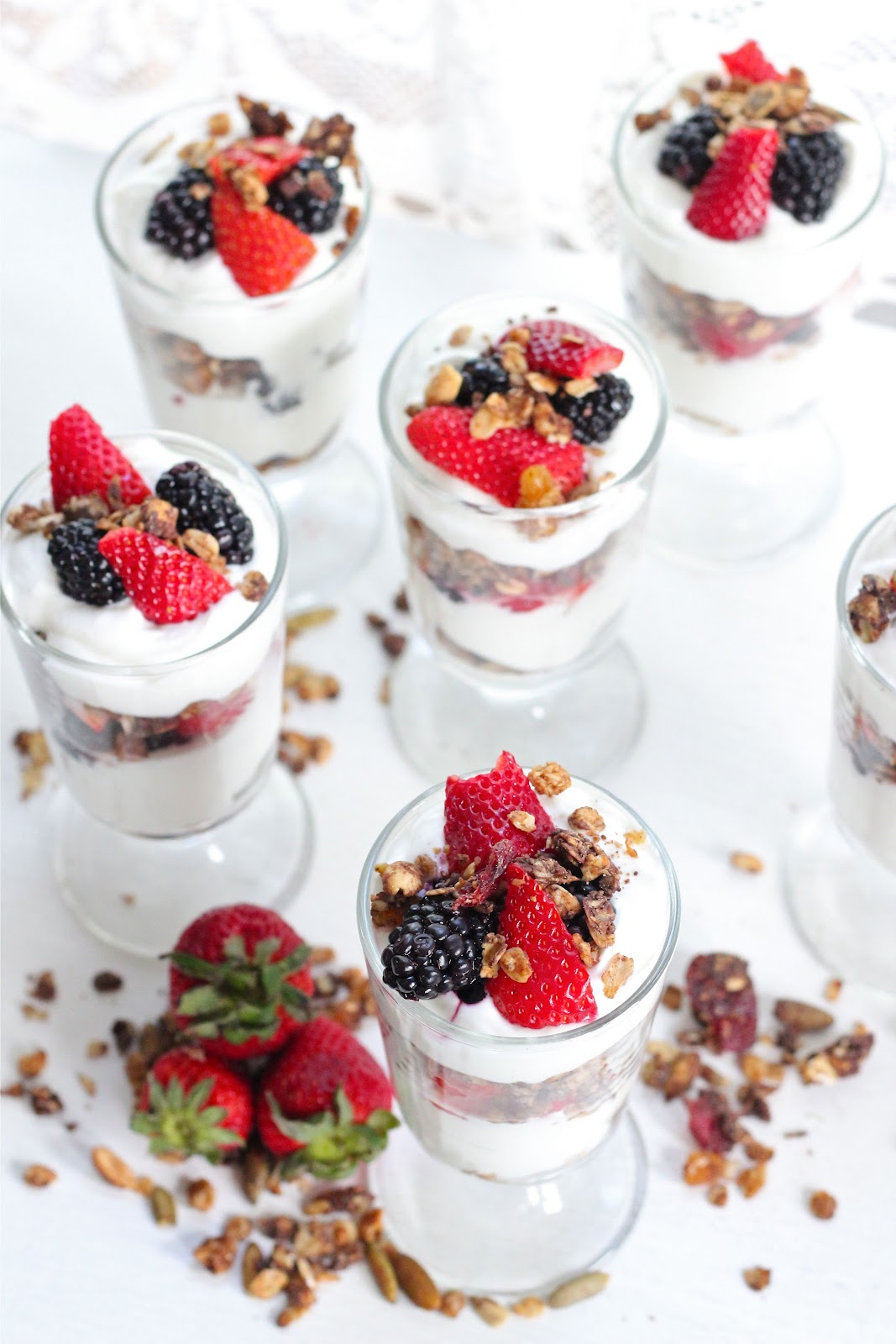 These parfaits are simple, nutritious, and super tasty. You can have ...