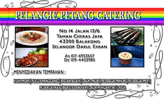 Perkhidmatan Catering Di Cheras Jaya