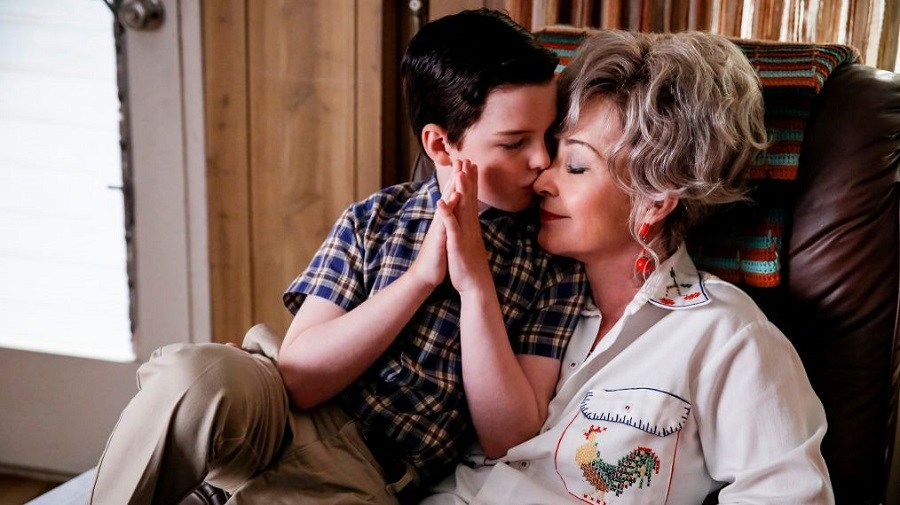 Young Sheldon - 2ª Temporada Torrent 2018 1080p 720p Full HD HD HDTV