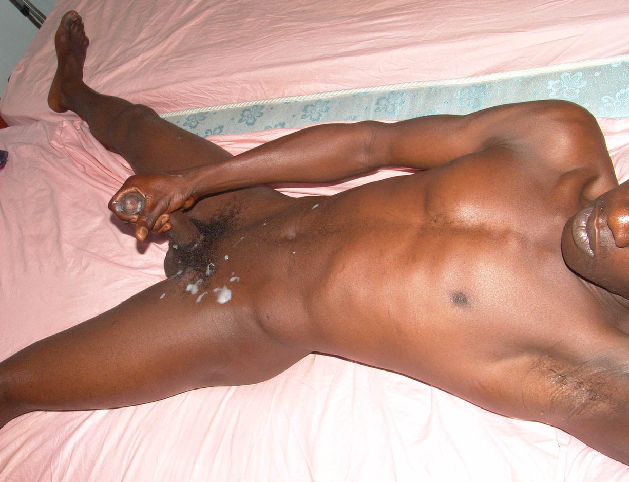 from Dominique gay black boys cum