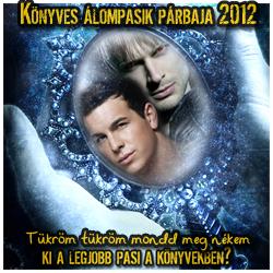 Könyves álompasik párbaja 2012
