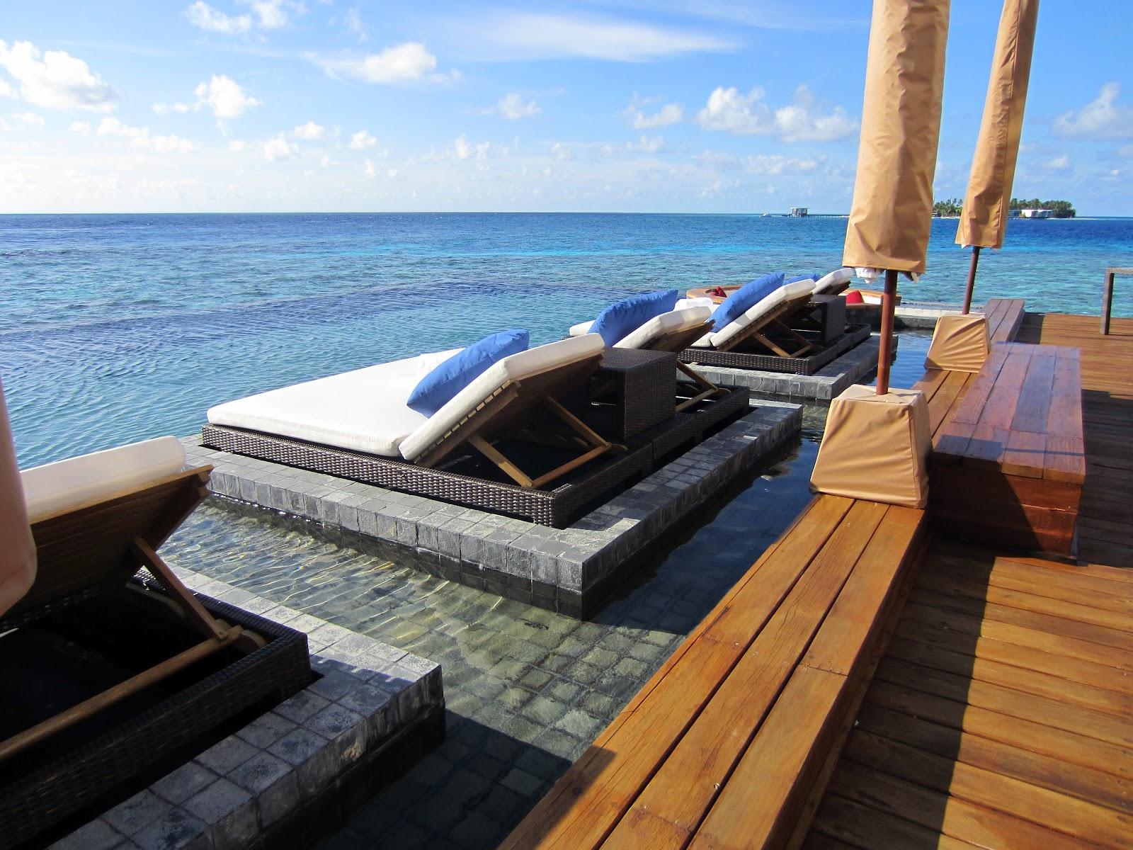 la vita è bella: Sheer perfection in the Maldives!