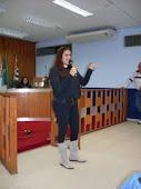 Palestra na Câmara Municipal de Ubatuba