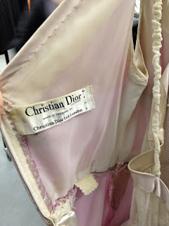 Diary of a Chainstitcher: Inside a Dior Couture Dress