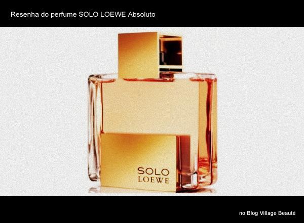 PERFUME MASCULINO ORIENTAL DA SOLO LOEWE