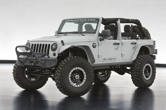 Wrangler Mopar Recon