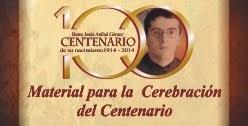 Material para la Celebración del Centenario
