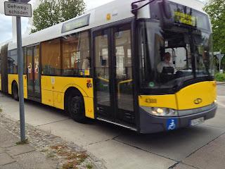 Bus + barrierefrei: BVG-Aufsichtsrat zu neuen Gelenkbussen, E-Buslinie und barrierefreiem Ausbau