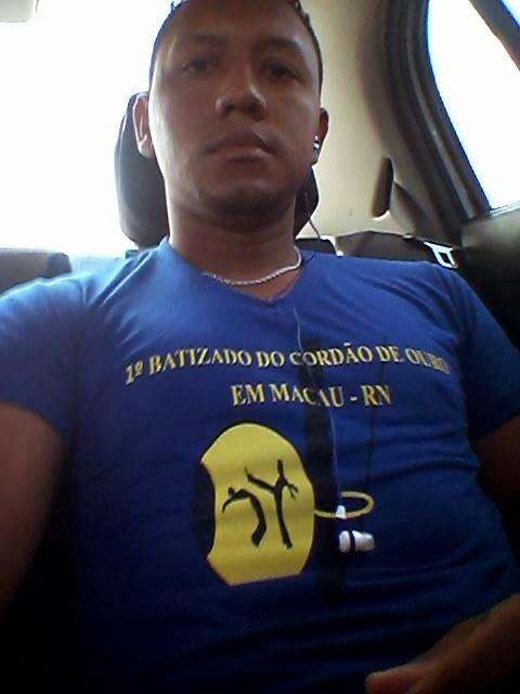 Professor Tapuio (Cordão Azul, Verde e Amarelo)