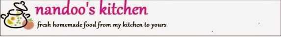 nandoo's kitchen
