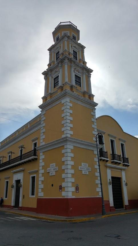 Ancien phare Benito Juarez (Veracruz, Mexique)