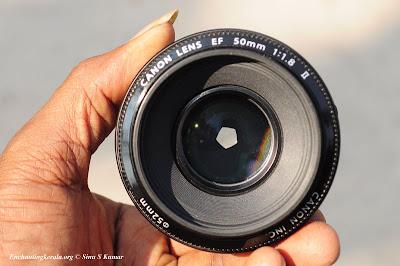 Canon Prime Lens 50mm