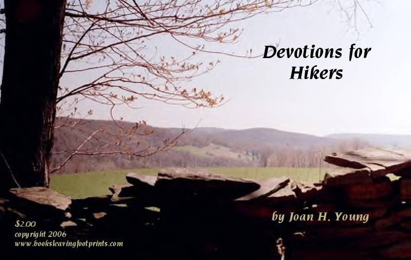 cover of Devotions for Hikers