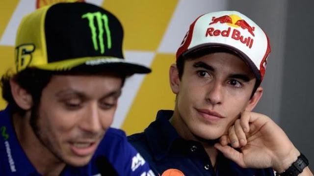 Rossi Katakan Marquez Bisa Merusak Masa Depan MotoGP