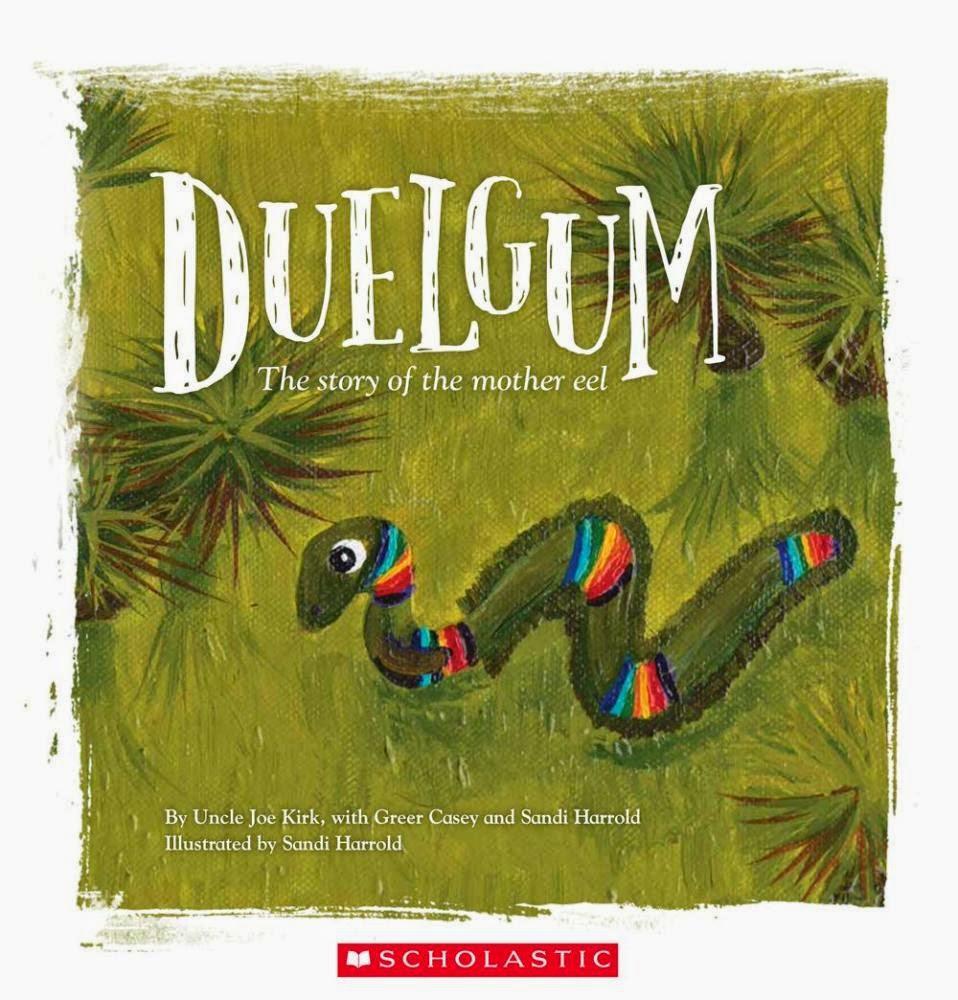 Duelgum by Uncle Joe Kirk and illustrated by Sandi Harrold
