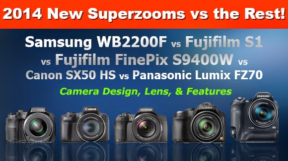 Fujifilm S9400W, superzoom camera, prosumer camera, kamera prosumer, Wi-Fi built-in, new prosumer,