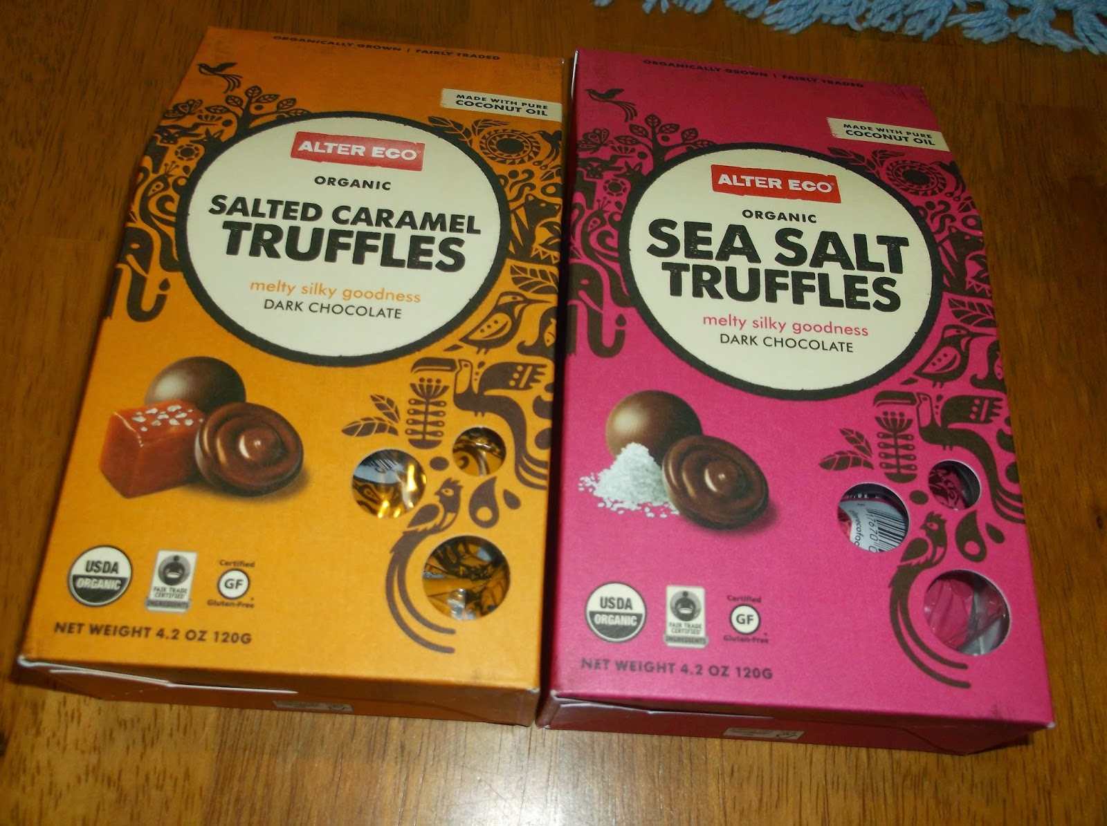Missys Product Reviews : Alter Eco Organic Truffles Easter Gift ...