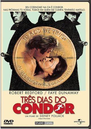 Baixar Filme Três Dias do Condor (Dublado)