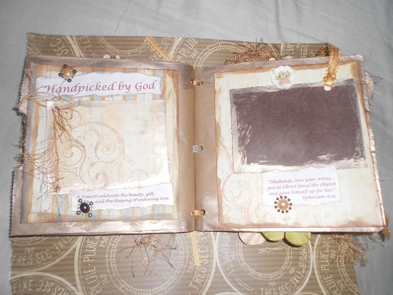 Posh creations th wedding anniversary paperbag