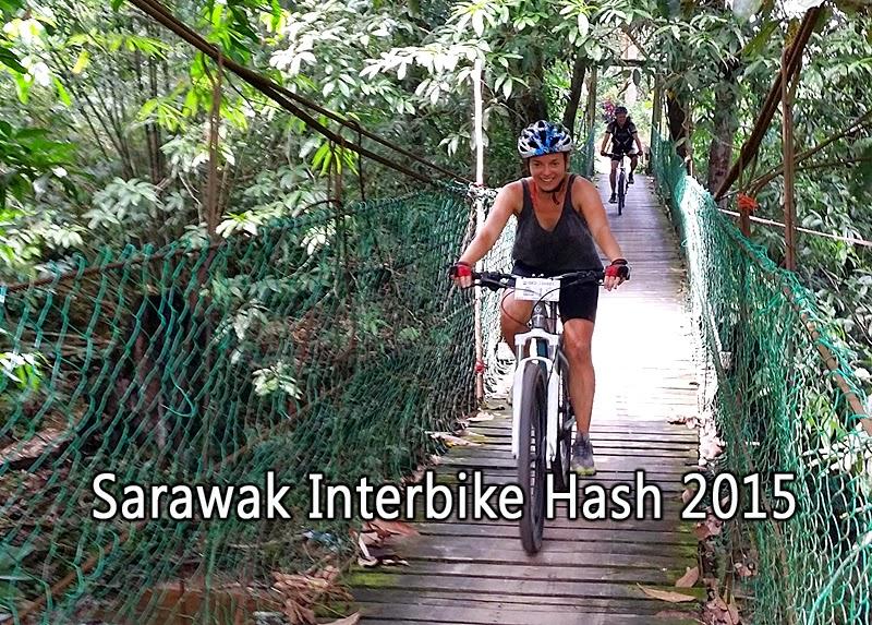 Sarawak Interbike Hash 2015
