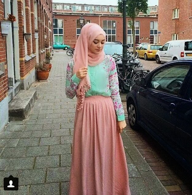 Mode-hijab-style