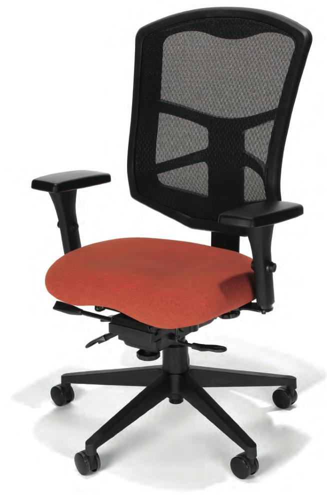 Echelon Mesh Chair by RFM