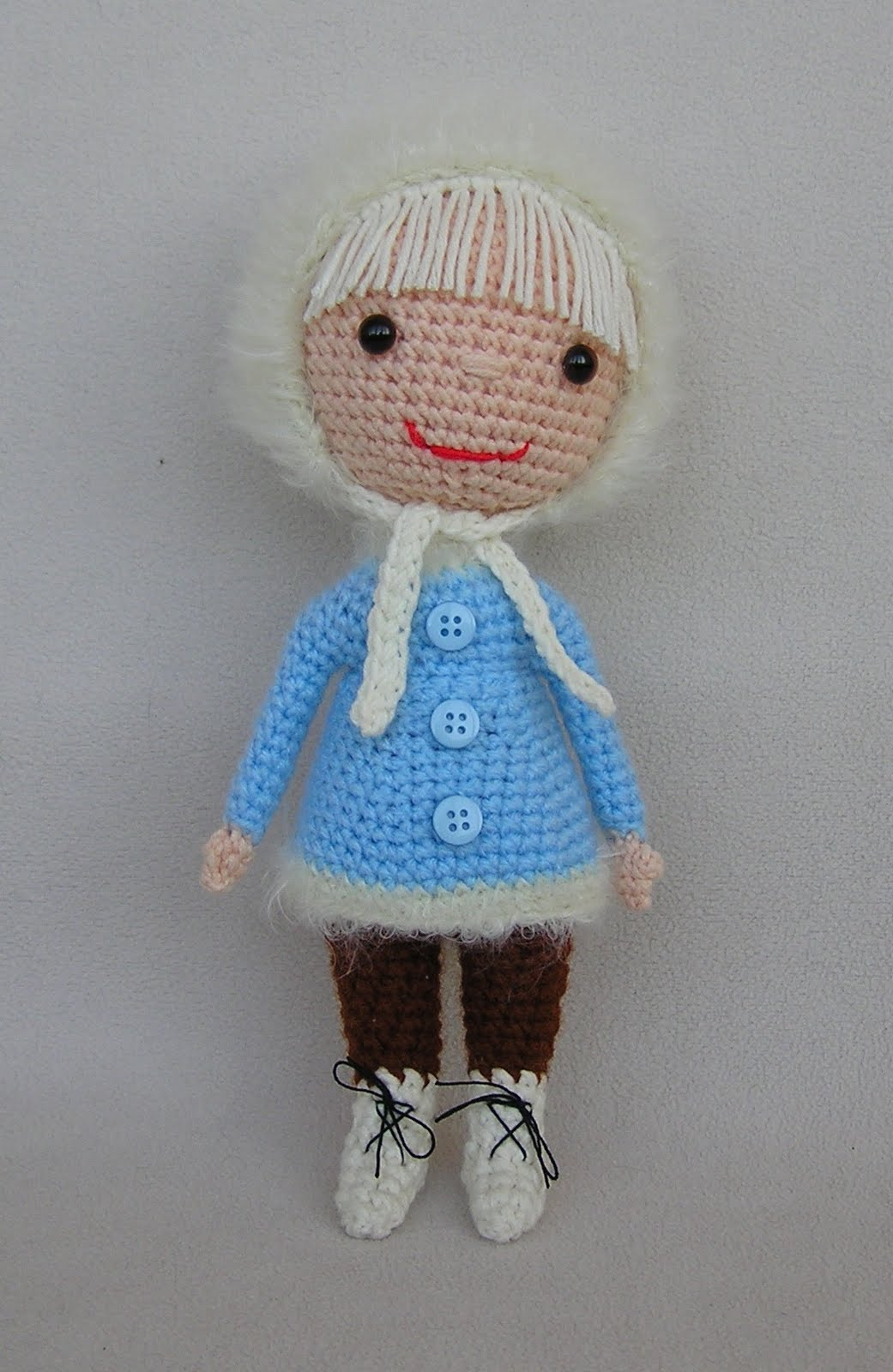 куклы вязаные спицами со схемами и описанием