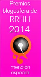 Premios Blogosfera de RRHH 2014