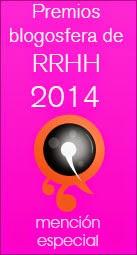 Premios Blogosfera de RRHH 2014