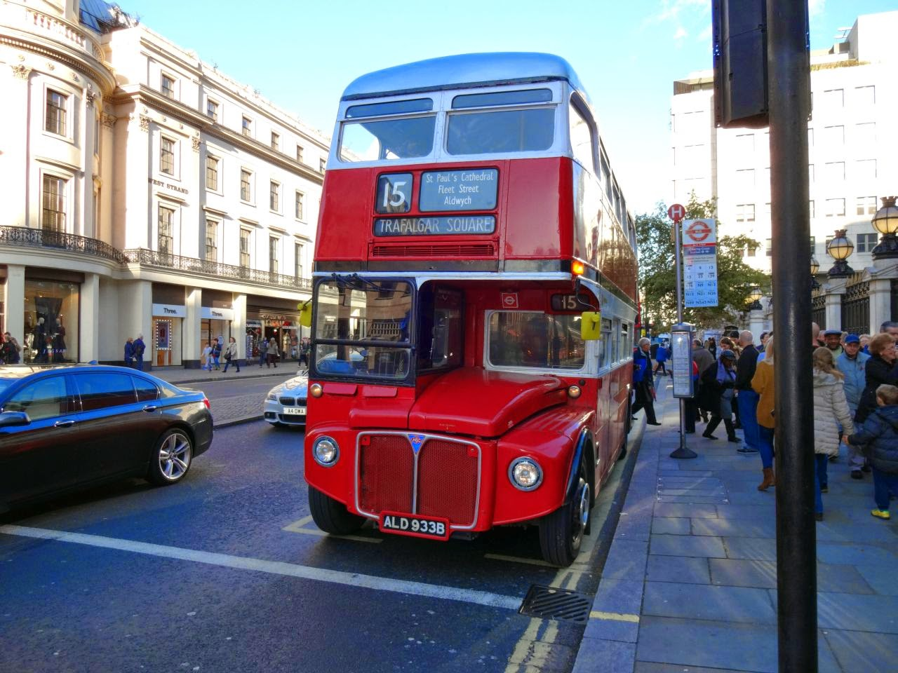 A Heritage RouteMaster