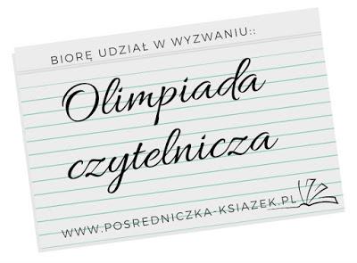 OLIMPIADA CZYTELNICZA 2018 ROK!